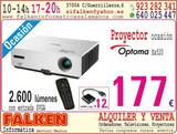 Proyector Optoma ES520 2600 lúmenes - foto