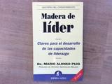 VENDO LIBROS MADERA DE LÍDER,  3ª EDICIÓN - foto