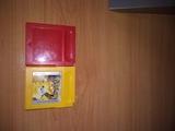 lote juegos Gameboy Pokemon - foto