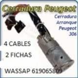 CLAUSOR PEUGEOT 306 ( 2 CONECTORES ) - foto