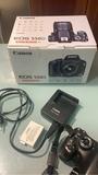 Cámara fotográfica Canon 550 D - foto
