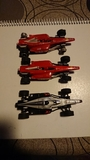 3 coches scalextric - foto
