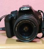 Cámara Canon EOS 1100D - foto