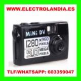 7  Mini DV Camara Oculta HD - foto