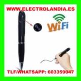 fzvU  Boligrafo Oculta HD Camara Wifi - foto