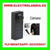 3U6  Boton Camara Oculta HD - foto