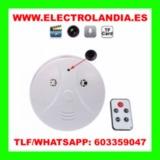 GH  Detector de Humo Camara Oculta HD - foto
