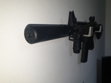 replica airsoft m4 rapid fire 2. - foto