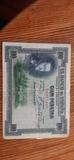 Billete de 100 pesetas - foto