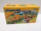 Playmobil 70182 - 1.2.3 Veh. rinoceronte - foto