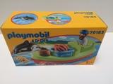 Playmobil 70183 - 1.2.3 Marinero y barco - foto