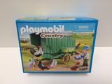 Playmobil 70138 - Carro Gallinero - foto