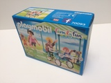 Playmobil 70093 - Bicicleta familiar - foto