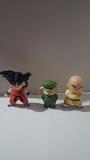 goku,oolong y krilin dragon ball - foto