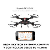 Drone plegable Skytech TK110HW - foto