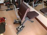 Banco de triceps, pecho y biceps 200euro - foto