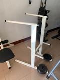 Banco ejercicio pecho y triceps 120euros - foto