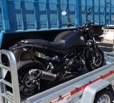 Remolque para motos o Quad - foto