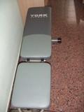 Banco de pesas o abdominales - foto