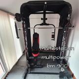 Maquina musculaciÓnbm970 - foto
