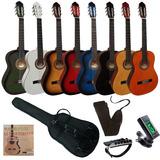 Guitarra clasica pack y accesorios nueva - foto