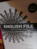 LIBRO INGLÉS NIVEL (UPPER-INTERMEDIATE) - foto