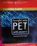 INGLÉS CAMBRIDGE PET - foto