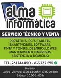 Venta y Reparación portátiles y móviles - foto