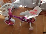 BICICLETA BARBIE PARA NIÑA 3-4 AÑOS - foto