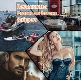 Barcos / restaurante / striper cadiz - foto