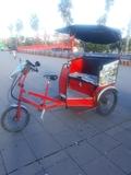 bici rikshaw - foto