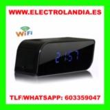 0u6i  Despertador Oculta HD Vision Noctu - foto