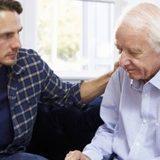 Cuidador de ancianos - foto