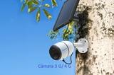 CÁmara vigilancia wifi-4g - foto