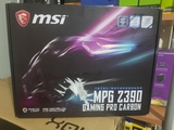 Placa msi mpg z390 pro carbon nueva - foto