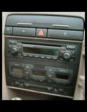 Radio cargador de 6 cds audi a3, a4, a6 - foto