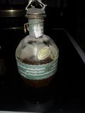 botella de bourbon - foto