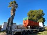 Gondola desde Valencia a Andalucia - foto