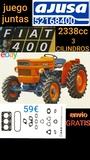 Tractor clÁsico fiat 400 3 cilindros - foto