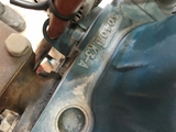 motor kubota 3 cilindros d17 - foto