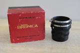 Tubos de extensión Zenza Bronica - foto