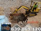 excavaciones y limpiezas - foto