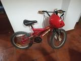 Bicicleta más casco 30 euros - foto