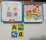 Puzzle Aprendo las Vocales 30 pzas. (+3) - foto