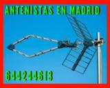 Antenistas profesionales en madrid - foto