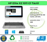 Hp elite x2 Táctil con 1 año garantia - foto