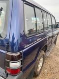 despiece Mitsubishi montero 2.8 - foto