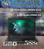 PORTATIL HP i7 240GB SSD 32GB 15,6\\ - foto