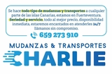 Mudanzas & transportes charlie - foto