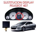 display peugeot 407 110080221012 - foto